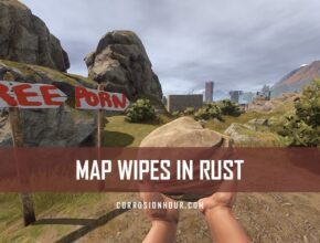 RUST Map Wipes