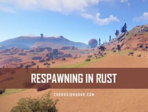 Re-spawn in RUST