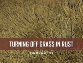 Turn Off Grass In RUST