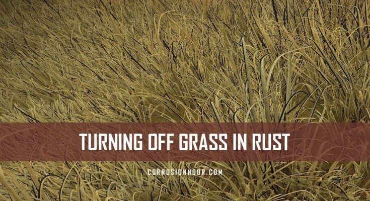 How to Turn Off Grass in RUST – How to Guides