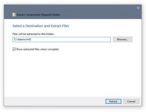 Download & Install SteamCMD