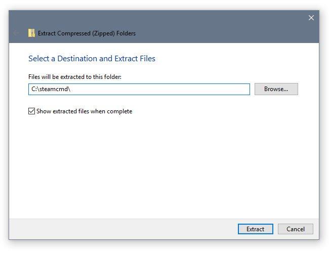Steam Cmd For Mac Download - TrustBook