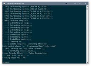 SteamCMD Installation & Updates