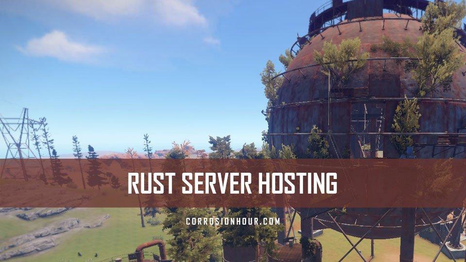 Rust Server List
