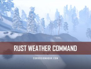 RUST Weather Command