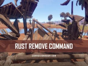 RUST Remove Command