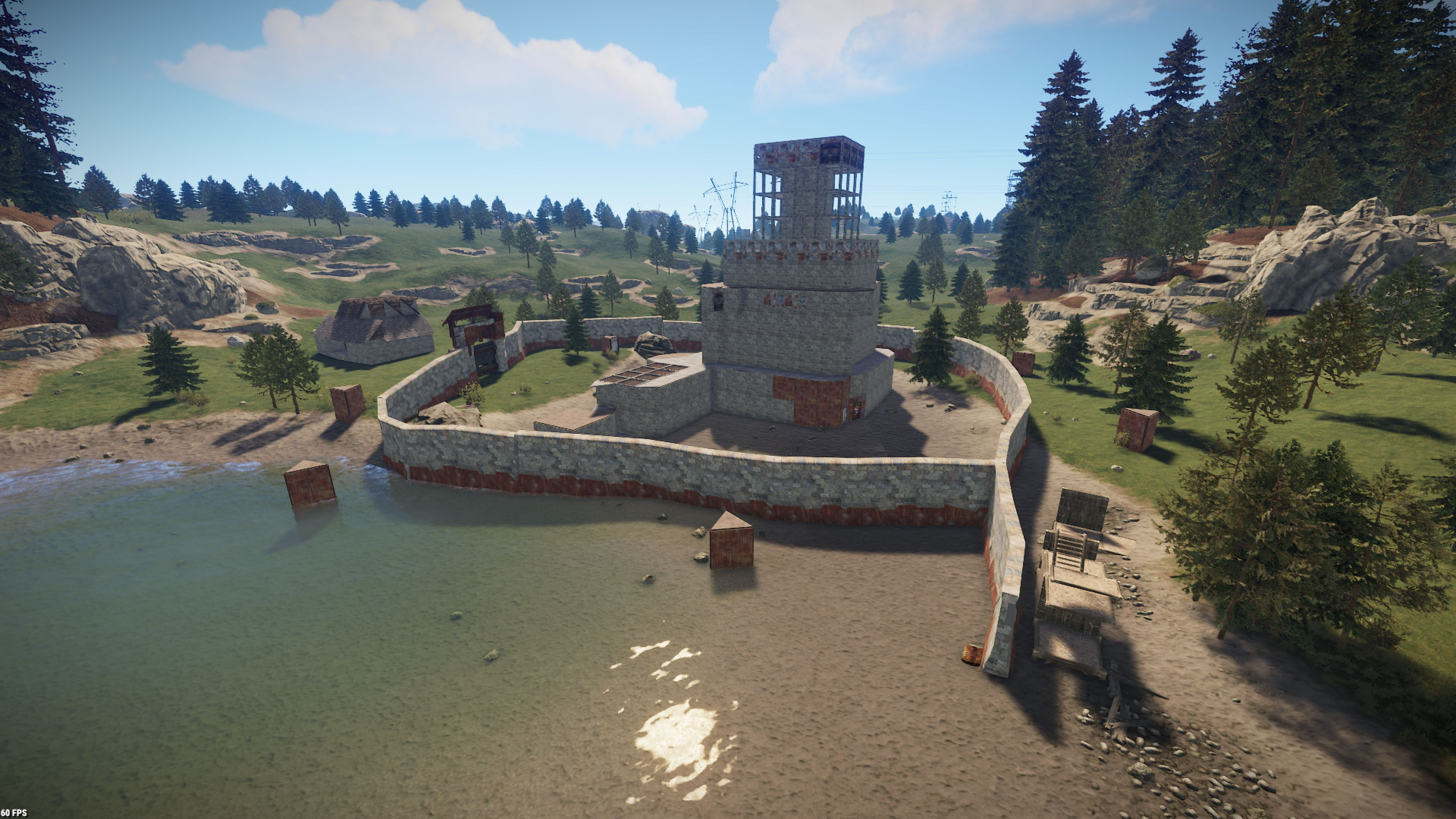 Rust base designs for february 2018 we hope you enjoy browsing corrosion hours february 2018 bases taggedbase designrustsurvival malvernweather Images