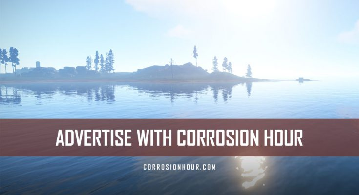 Advertise with Corrosion Hour