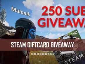 Steam Gift Card Giveaway