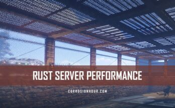 RUST Server Performance