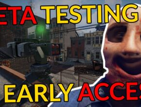 Beta Testing & Early Access Games
