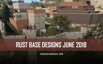 RUST Base Design June 2018
