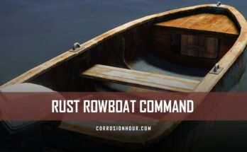 RUST Rowboat Command