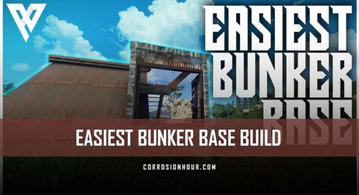Easiest Bunker Base