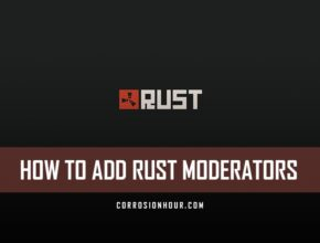 Add RUST Moderators