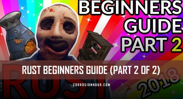 RUST Beginners Guide Part 2
