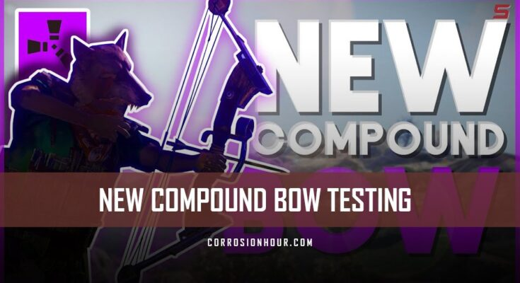New Compound Bow Damage Test