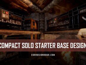 Compact Solo Starter Base