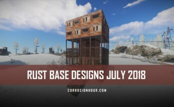 RUST Base Designs July 2018