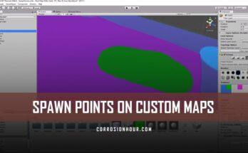 RUST Custom Map Spawn Points