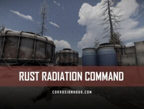 RUST Radiation Command