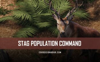 RUST Stag Population Command