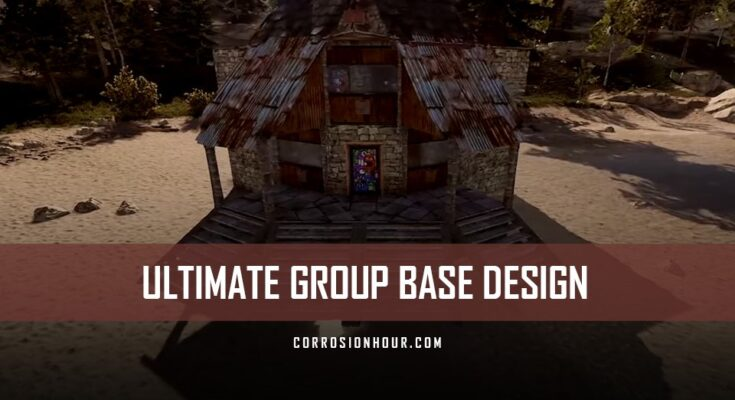 Ultimate Group Base Design