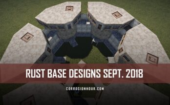 RUST Base Designs September 2018