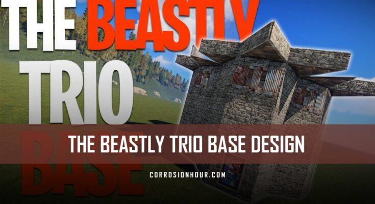 RUST Beastly Trio Base Design