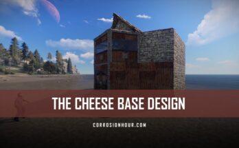 RUST Cheese Base Design