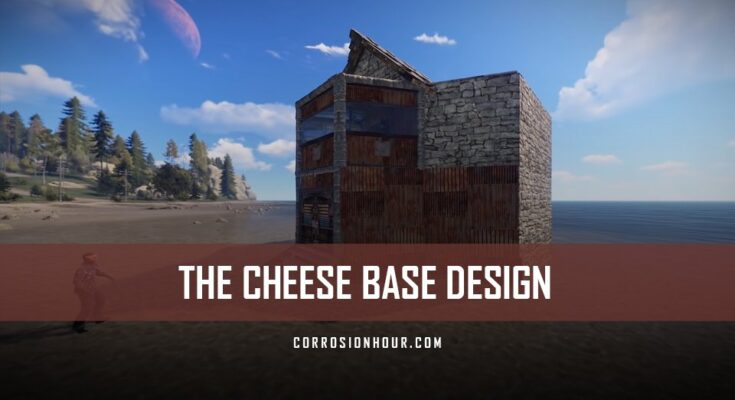 RUST Cheese Base Design