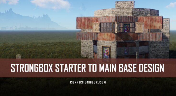 RUST Strongbox Base Design