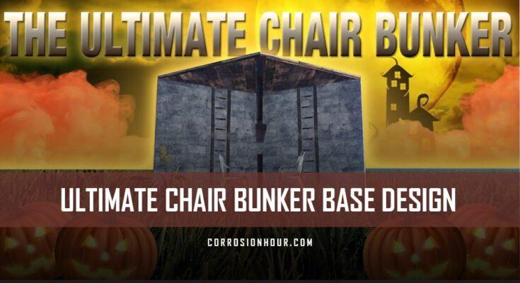 Ultimate Chair Bunker Base Design