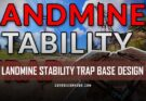 RUST Landmine Stability Trap Base Design