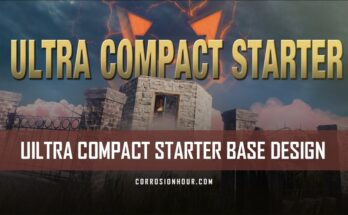 RUST Ultra Compact Starter Base Design