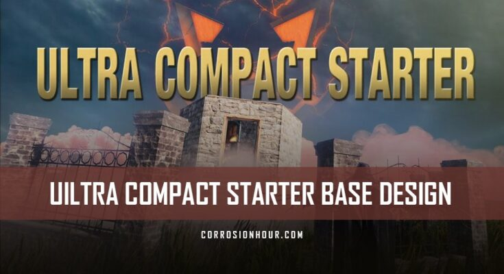 RUST Ultra Compact Starter Base Design