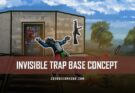 RUST Invisible Trap Base Concept