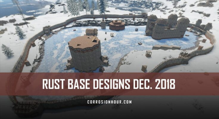 RUST Base Designs December 2018