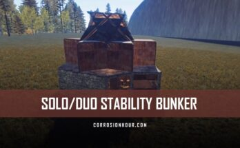 Stability Bunker Base Design