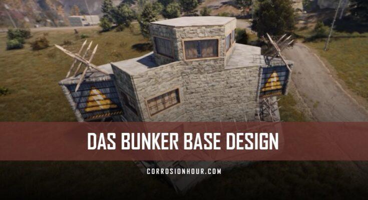 Das Bunker RUST Base Design 2019