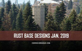RUST Base Designs January 2019