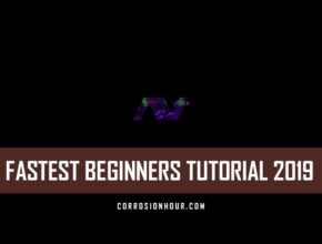 Fastest Beginners RUST Tutorial 2019