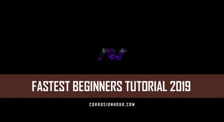 Fastest Beginners RUST Tutorial 2019 – RUST New Player Guides