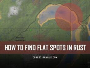 How to Find Flat Spots in RUST