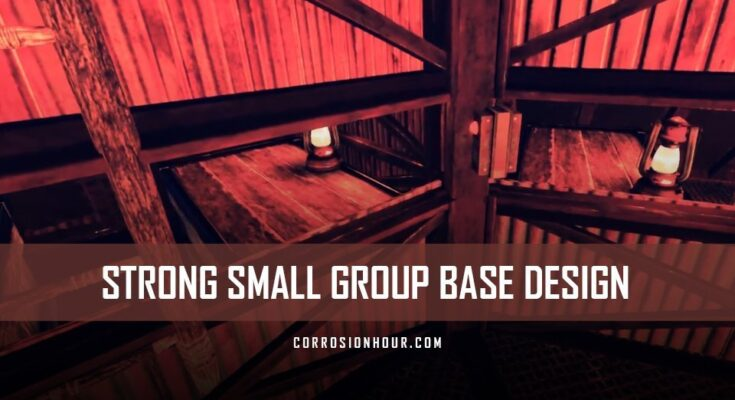 Strong Small Group Base Design