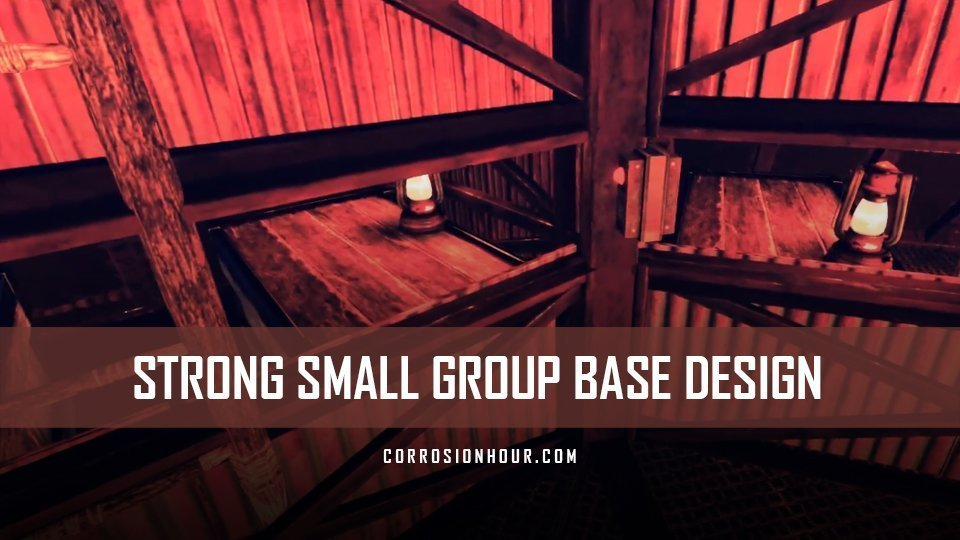 RUST Strong Small Group Base Design (2019) - Trio Base Designs