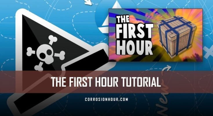 RUST Tutorial 2019: The First Hour (Ep 3) – RUST New Player