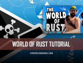 RUST Tutorial Series 2019: World of Rust