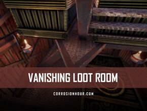 RUST Vanishing Loot Room