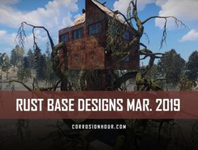 RUST Base Designs March 2019